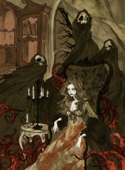 The Alchemist's Wife