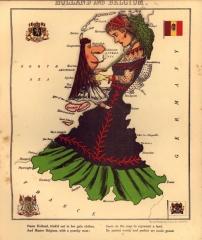 Голландия и Бельгия