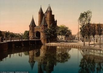 Амстердамские ворота в Гарлеме