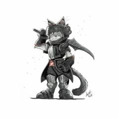 Nebulung Black Knight