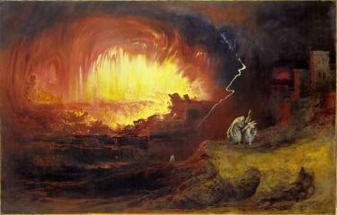 The Destruction Of Sodom And Gomorrah