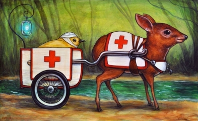 Royal Antelope Ambulance Service 18