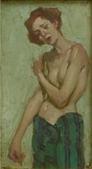 Elegant Nude