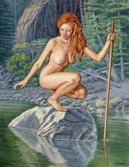 River Nymph