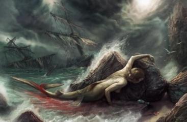 The Sacrifice of the Little Mermaid