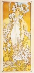 Цветы. Лилия-1898