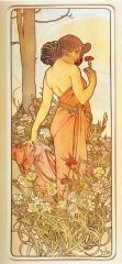 Цветы. Гвоздика-1898