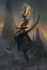 Israfel, Angel of Song