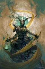 Zadkiel, Angel of Mercy