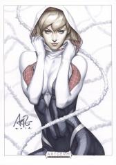 New Spidewoman Original