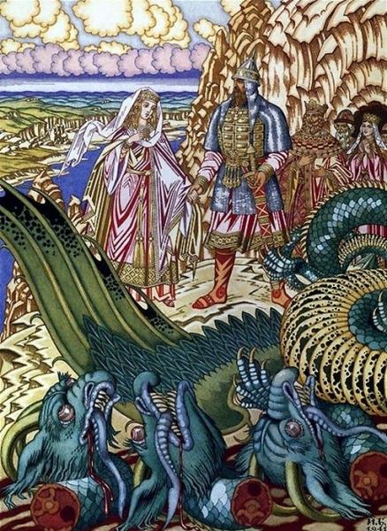 Картинки продавец, открытка билибин змей горыныч