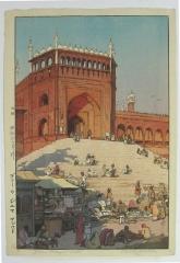Jami Masjid-Delhi