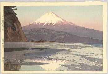 Mt. Fuji from Okitsu
