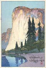 El Capitan, Yosemite Valley, 1925