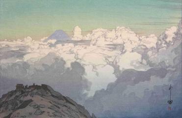 Blick vom Komagatake (1928)