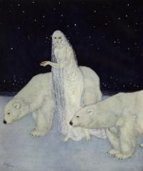 Dreamer of Dreams: Glistening White