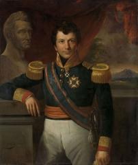 Portrait of Johannes van den Bosch (1836)