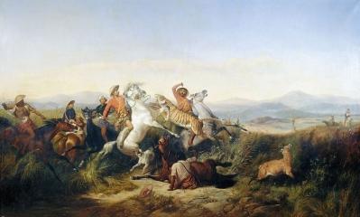 Deer Hunt (1846)