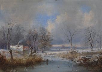 Winter Scenery (1830)