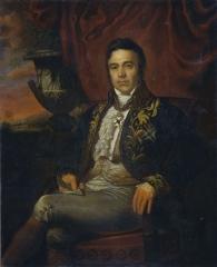 Portrait of Jean Chrétien Baud (1835)