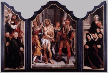 Ecce Homo Triptych