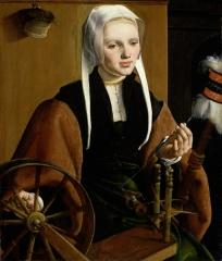 Portrait of Anna Codde