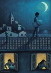 Ночные прогулки во сне
