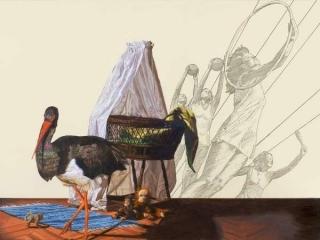 The Black Storck