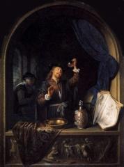 The Physician, Kunsthistorisches Museum, Wien
