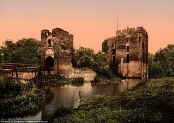 Руины Бредерёда, Санпорт