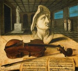 Sala d'Apollo (Violon), 1920
