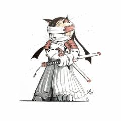 Samurai Japanese Bobtail