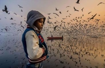 Похвальная грамота, Люди: 'Mood', автор: Navin Vatsa