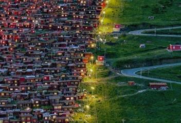 Народный выбор, Города: 'Follow The Light', автор:  Junhui Fang